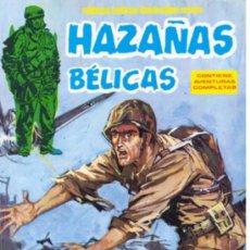 Cómics: HAZAÑAS BÉLICAS RELATOS ILUSTRADOS BÉLICOS URSUS AÑO 1979 EDICIONES URSU SA BARNA. Lote 27446150