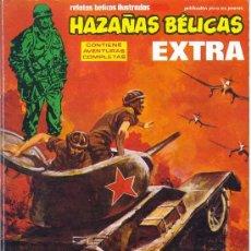 Cómics: HAZAÑAS BÉLICAS EXTRA RELATOS ILUSTRADOS BÉLICOS URSUS AÑO 1979 EDICIONES URSU SA BARNA. Lote 27446157