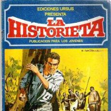 Cómics: LA HISTORIETA - SAFARI FOTOGRAFICO ** EDICIONES URSUS Nº 5 1980. Lote 19055346