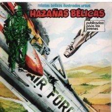 Cómics: HAZAÑAS BÉLICAS URSUS. Nº 18. AÑO 1973. Lote 17808077