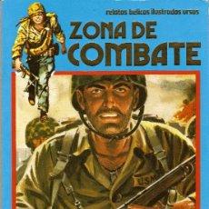 Cómics: ZONA DE COMBATE - ALBUM EXTRA RETAPADO Nº 17 (113-114-115-116) EDICIONES URSUS. Lote 26686002