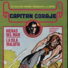 Cómics: CAPITÁN CORAJE. Nº 3. Lote 10874290