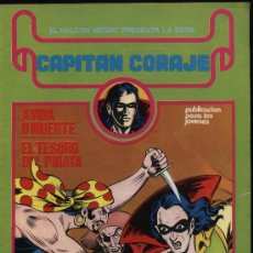 Cómics: CAPITÁN CORAJE. Nº 2. Lote 10874551