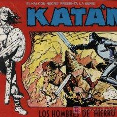 Comics : KATÁN Nº 1. Lote 20871502
