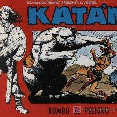 Comics : KATÁN Nº 2. Lote 11274688