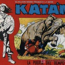 Comics : KATÁN Nº 3. Lote 27092539