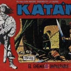 Comics : KATÁN Nº 4. Lote 27092540