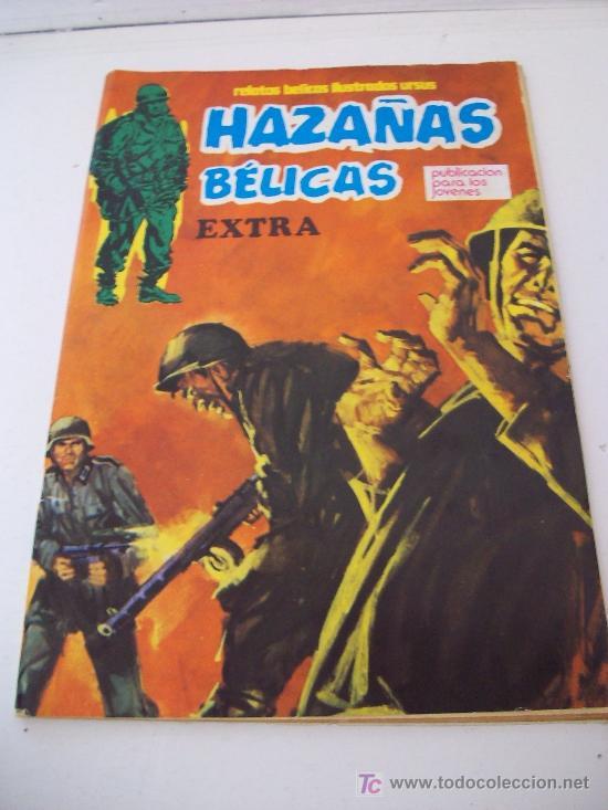Cómics: Relatos bélicos ilustrados Ursus, HAZAÑAS BELICAS Extra. Lote 11 ejemplares (1 al 12) Ver Fotos - Foto 7 - 26923696