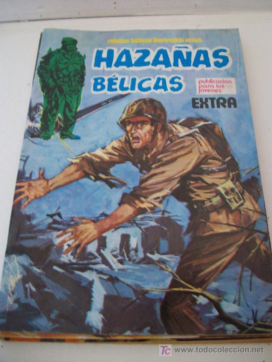 Cómics: Relatos bélicos ilustrados Ursus, HAZAÑAS BELICAS Extra. Lote 11 ejemplares (1 al 12) Ver Fotos - Foto 4 - 26923696