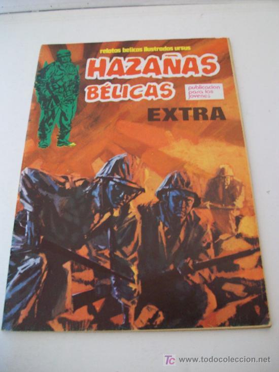 Cómics: Relatos bélicos ilustrados Ursus, HAZAÑAS BELICAS Extra. Lote 11 ejemplares (1 al 12) Ver Fotos - Foto 3 - 26923696