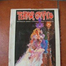Comics: TERROR GRAFICO . Lote 17125505
