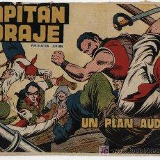 Cómics: EL CAPITÁN CORAJE Nº 22.. Lote 17685038