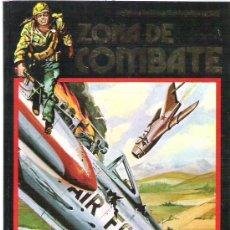 Cómics: ZONA DE COMBATE - RETAPADO 4 NUMEROS 1973. Lote 19460958
