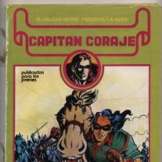 Cómics: EL CAPITAN CORAJE. EDIC URSU. 4 EJEMPLARES ENCUADERNADOS.13,14,15,16.. Lote 18355331