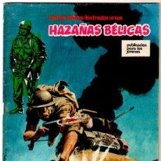 Cómics: HAZAÑAS BELICAS URSUS, 48 PGS. EJEMPLAR, LOTE NºS 21,22,23,24,32, VER PORTADAS. Lote 19390372