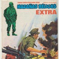 Cómics: HAZAÑAS BÉLICAS EXTRA Nº 6. URSUS.. Lote 20781293