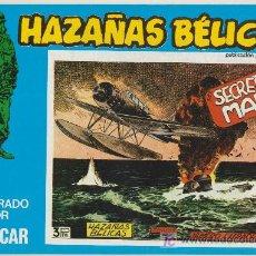 Cómics: HAZAÑAS BÉLICAS Nº 139. BOIXCAR. EDICIONES URSUS.. Lote 20872785