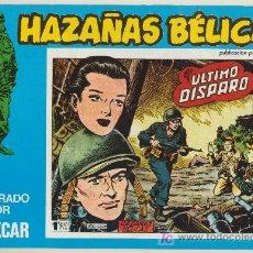 Cómics: HAZAÑAS BÉLICAS Nº 138. BOIXCAR. EDICIONES URSUS 1973.. Lote 20872799