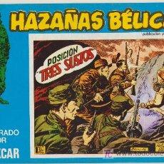 Cómics: HAZAÑAS BÉLICAS Nº 136. BOIXCAR. EDICIONES URSUS 1973.. Lote 20872812