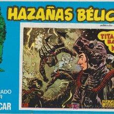 Cómics: HAZAÑAS BÉLICAS Nº 134. BOIXCAR.(CONTIENE 4 EJEMPLARES) EDICIONES URSUS 1973.. Lote 20872825