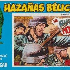 Cómics: HAZAÑAS BÉLICAS Nº 133. BOIXCAR.(CONTIENE 3 EJEMPLARES) EDICIONES URSUS 1973.. Lote 20872833