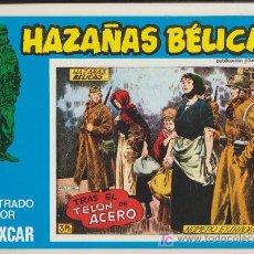 Cómics: HAZAÑAS BÉLICAS Nº 131. BOIXCAR.(CONTIENE 3 EJEMPLARES) EDICIONES URSUS 1973.. Lote 20872868