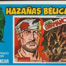 Cómics: HAZAÑAS BÉLICAS Nº 128. BOIXCAR.(CONTIENE 3 EJEMPLARES) EDICIONES URSUS 1973.. Lote 20873520