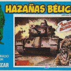 Cómics: HAZAÑAS BÉLICAS Nº 115. BOIXCAR.(CONTIENE 3 EJEMPLARES) EDICIONES URSUS 1973.. Lote 20874015