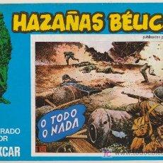 Cómics: HAZAÑAS BÉLICAS Nº 122. BOIXCAR.(CONTIENE 3 EJEMPLARES) EDICIONES URSUS 1973.. Lote 20874035