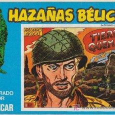 Cómics: HAZAÑAS BÉLICAS Nº 119. BOIXCAR.(CONTIENE 3 EJEMPLARES) EDICIONES URSUS 1973.. Lote 20874083