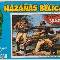 Cómics: HAZAÑAS BÉLICAS Nº 118. BOIXCAR.(CONTIENE 3 EJEMPLARES) EDICIONES URSUS 1973.. Lote 20874094