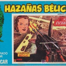 Cómics: HAZAÑAS BÉLICAS Nº 114. BOIXCAR.(CONTIENE 3 EJEMPLARES) EDICIONES URSUS 1973.. Lote 20874173