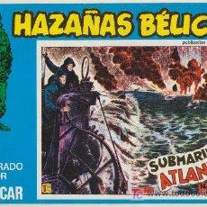 Cómics: HAZAÑAS BÉLICAS Nº 110. BOIXCAR.(CONTIENE 3 EJEMPLARES) EDICIONES URSUS 1973.. Lote 20877153