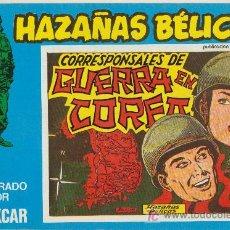 Cómics: HAZAÑAS BÉLICAS Nº 106. BOIXCAR.(CONTIENE 3 EJEMPLARES) EDICIONES URSUS 1973.. Lote 20877200