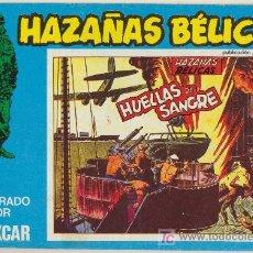 Cómics: HAZAÑAS BÉLICAS Nº 105. BOIXCAR.(CONTIENE 3 EJEMPLARES) EDICIONES URSUS 1973.. Lote 20877248