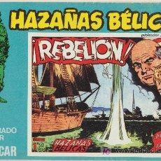 Cómics: HAZAÑAS BÉLICAS Nº 104. BOIXCAR.(CONTIENE 3 EJEMPLARES) EDICIONES URSUS 1973.. Lote 20877276