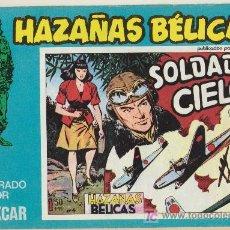 Cómics: HAZAÑAS BÉLICAS Nº 102. BOIXCAR.(CONTIENE 3 EJEMPLARES) EDICIONES URSUS 1973.. Lote 20877310