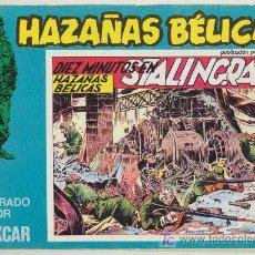 Cómics: HAZAÑAS BÉLICAS Nº 101. BOIXCAR.(CONTIENE 3 EJEMPLARES) EDICIONES URSUS 1973.. Lote 20877321