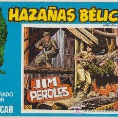 Cómics: HAZAÑAS BÉLICAS Nº 154. BOIXCAR.(CONTIENE 4 EJEMPLARES) EDICIONES URSUS 1973.. Lote 20886424