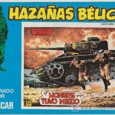Cómics: HAZAÑAS BÉLICAS Nº 149. BOIXCAR.(CONTIENE 4 EJEMPLARES) EDICIONES URSUS 1973.. Lote 20886511