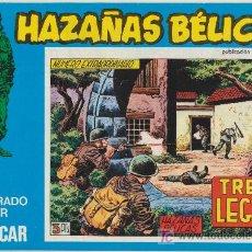 Cómics: HAZAÑAS BÉLICAS Nº 145. BOIXCAR.(CONTIENE 3 EJEMPLARES) EDICIONES URSUS 1973.. Lote 20886600