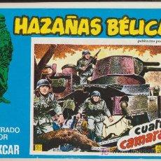 Cómics: HAZAÑAS BÉLICAS Nº 143. BOIXCAR.(CONTIENE 3 EJEMPLARES) EDICIONES URSUS 1973.. Lote 20886630