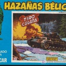 Cómics: HAZAÑAS BÉLICAS Nº 158. BOIXCAR.(CONTIENE 4 EJEMPLARES) EDICIONES URSUS 1973.. Lote 20888983