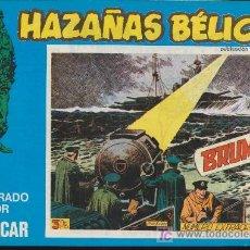 Cómics: HAZAÑAS BÉLICAS Nº 160. BOIXCAR.(CONTIENE 3 EJEMPLARES) EDICIONES URSUS 1973.. Lote 20889020
