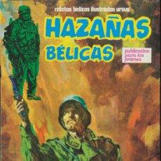 Cómics: HAZAÑAS BÉLICAS Nº 35. URSUS EDICIONES.. Lote 20902643