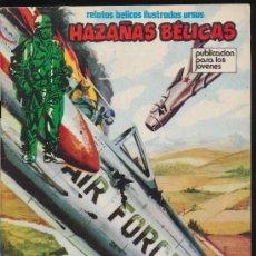 Cómics: HAZAÑAS BÉLICAS Nº 18. URSUS EDICIONES.. Lote 20902682