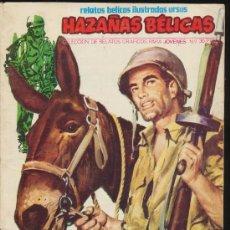 Cómics: HAZAÑAS BÉLICAS Nº 9. URSUS EDICIONES.. Lote 20902799