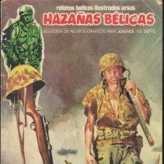 Cómics: HAZAÑAS BÉLICAS Nº 5. URSUS EDICIONES.. Lote 20902872
