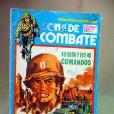 Cómics: COMIC, ZONA DE COMBATE, RELATOS BELICOS ILUSTRADOS URSUS, ALI BABA Y LOS 40 COMANDOS, Nº 35. Lote 27943960