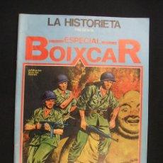 Cómics: LA HISTORIETA PRESENTA - ESPECIAL BOIXCAR - NUMERO 1 - URSUS EDICIONES - NUEVO - SIN LEER - . Lote 28012933